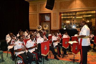 Royal Bahamas Police Force Band