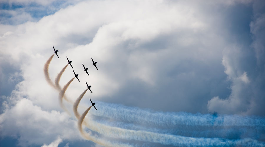 6 Florida Airshows Not to Miss in 2019